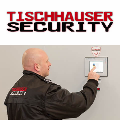 Ferienbewachung Tischhauser Security