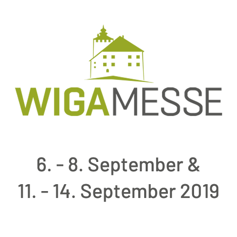 WIGA Messe in Buchs